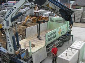 Hausman fils entreprise de construction tout faire mat riaux - Livraison materiaux de construction ...